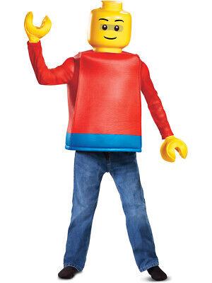 Child's Iconic LEGO� Man Minifigure Costume - Lego Man Costume