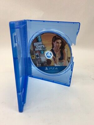 Sony PlayStation 4: Grand Theft Auto V (HE1021551)