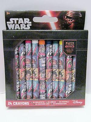 Disney Wachsmalstifte 24er Set - Star Wars