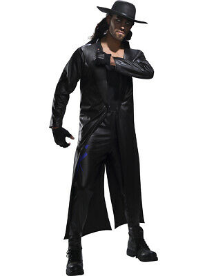 Wwe The Undertaker Costume (Mens WWE The Undertaker Deluxe)