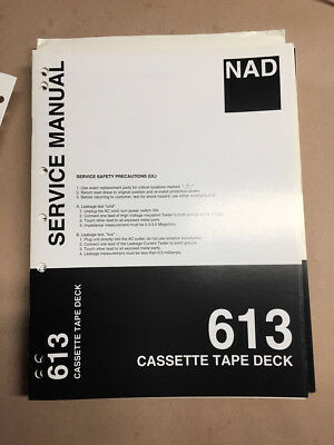 nad cassette deck for sale  Shipping to Canada