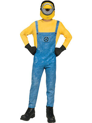 Gru Minion Costume (Child's Boys Despicable Me 3 Gru Minion Mel)