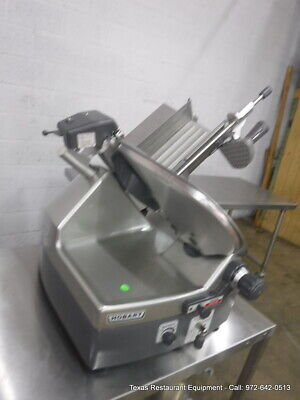 Hobart Commercial 2912 Automatic Slicer 12 Blade With Sharpener