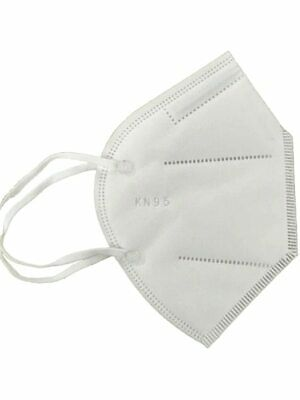 Kn95 Rated Particulate Respirator Masks Without Exhalation Valve Pack 10