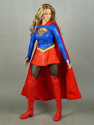 1 6 Scale Five Star Supergirl Kara Zor El  S Girl  Female Box Set Figure Fs001