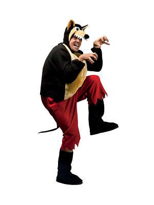 Kostüm Böser Wolf Märchen Karneval Party Fasching ()