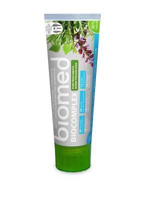 biomed Biocomplex natürliche Zahnpasta 100g
