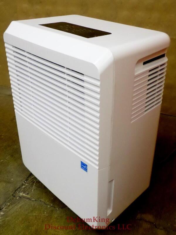 Frigidaire 70-Pint Dehumidifier White FAD704DWD