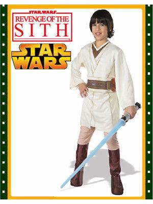 Star Wars Obi Wan Kenobi Costume Child Size Medium 8-10 (Obi Wan Kenobi Costumes)