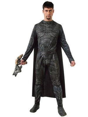 Adult Mens Man of Steel Superman Super-Man General Zod Costume