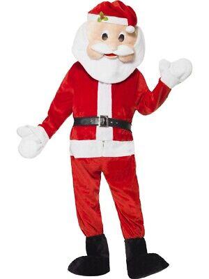 Kostüm Karneval Verkleidung Weihnachtszeit Weihnachtsmann Maskottchen - Weihnachtsmann Maskottchen Kostüme