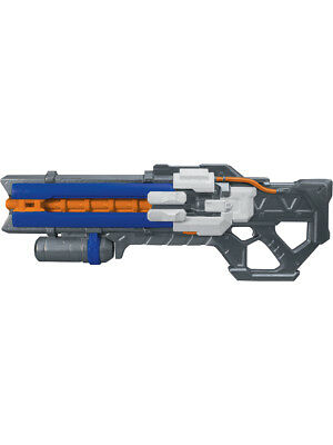 Overwatch Soldier 76 Pulse Blaster Gun Toy Costume Accessory