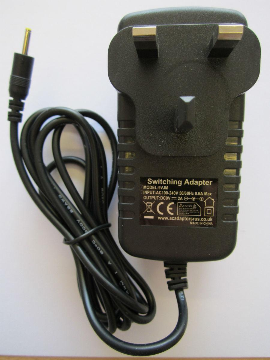 Details about 9V 2A AC Adaptor Charger for Cube U30GT 10 1