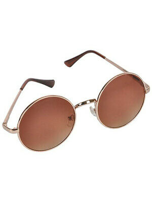 Round Brown Lens Toy Sunglasses Party Favors Costume Accessory
