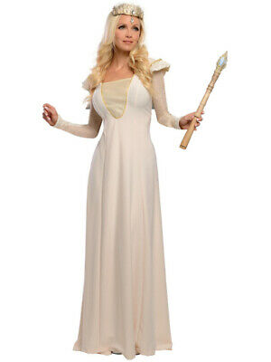 Great Costumes For Women (Deluxe Womens Oz Great Powerful Glinda Good Witch Princess)