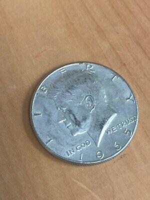 UNITED STATES 1965 KENNEDY HALF DOLLAR PSV000417  - $7.70