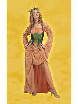 Kostüm Elfe Mutter Natur Fasching - Mutter Natur Kostüm