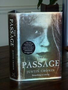 RARE SIGNED 1st/1st The Passage Justin Cronin Orion 2010 UK H/B Limited Edition