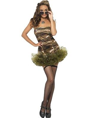 Sexy Halloween Adult Army Military Girl Costume w - Sexy Military Girl Kostüme