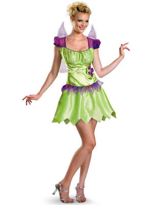 Adult Tinker Bell Disney Costume Halloween