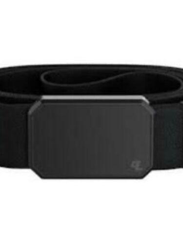 NEW Groove Belt - Black - - Brushed Black One size Fits Most