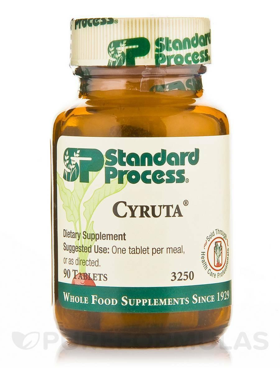 Standard Process CYRUTA 90 Tablets