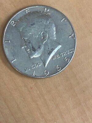 UNITED STATES 1965 KENNEDY HALF DOLLAR PSV000415  - $7.70
