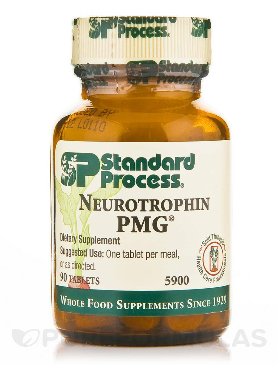 Standard Process NEUROTROPHIN PMG 90T * Exp 05/22 * SHIPS OUT WITHIN 24 HRS FREE