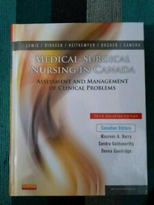Medical-Surgical Nursing In Canada (Canadian Edition)