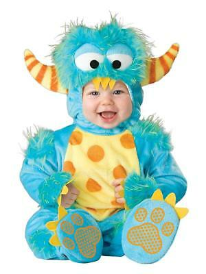 InCharacter Baby Lil' Monster Costume ages 0 years & Up](Baby Monster Costumes)