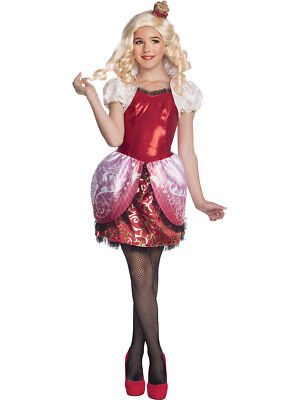 Ever After High Apple White Deluxe Girl's Costume