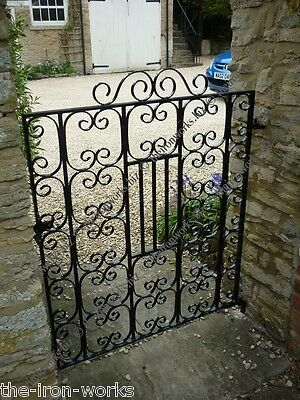 #MARLBOROUGH METAL GARDEN GATE 36