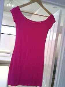 Sexy tight cotton pink dress size 8 $35 Falcon Mandurah Area Preview