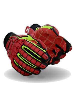 Magid T-REX Anti-Slip Impact Gloves 4XL,  Pair