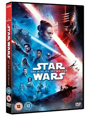 Star Wars: The Rise of Skywalker DVD - New & Sealed***