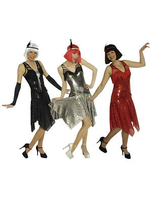 20s Kostüm Showgirl Charleston
