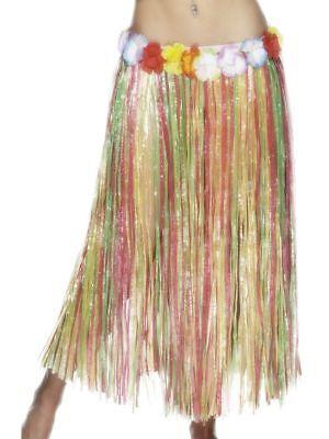 SMI - Kostüm Zubehör Hawaii Hula Rock Blumen Karneval Fasching - Hula Kostüm Zubehör