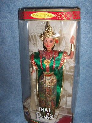 1997 DOTW Thai Barbie #18561, Collector Edition