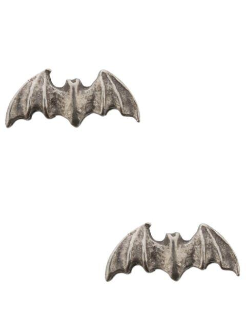 Alchemy Earrings - Bat Studs