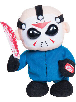 Friday The 13th Jason Vorhees Tiny Terrors Walking Doll Decoration