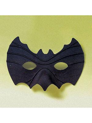 Augenmaske Fledermaus Schwarz Party Kostüm - Fledermaus Augen Kostüm
