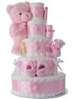 Diaper cake designer