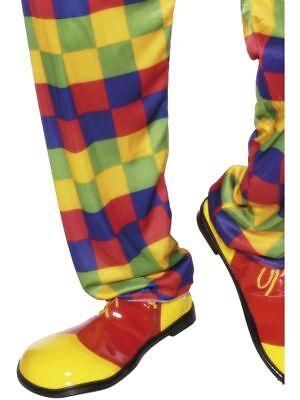 SMI - Kostüm Zubehör Clown Schuhe Clownschuhe Karneval - Halloween Clown Schuhe