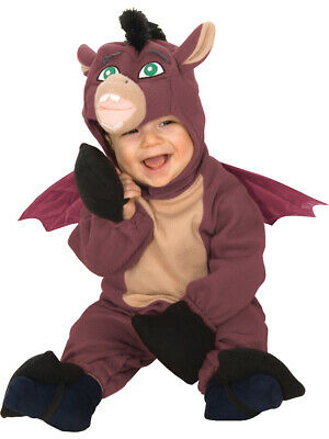 Shrek Baby Dronkey Dragon Donkey Costume Newborn 0-6m](Shrek Baby Costume)