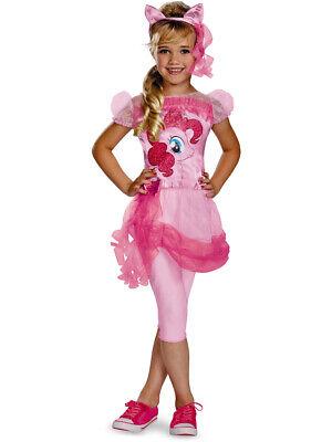Pinkie Pie My Lil' Pony Hasbro Classic Girls Costume - My Lil Pony Costume