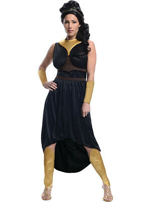 Adult's Womens 300 Rise Of An Empire Queen Gorgo Royalty Dress Costume