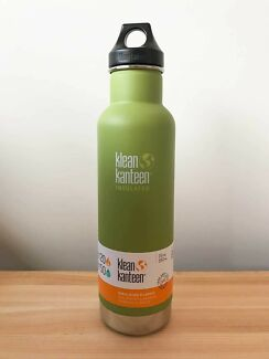 KLEAN KANTEEN Insulated Water Bottle -- BRAND NEW, NEVER USED!