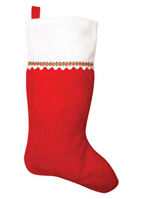 Red And White Christmas Stocking (19