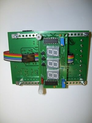 Magnaflux Replacement Digital Ammeter Board 600340