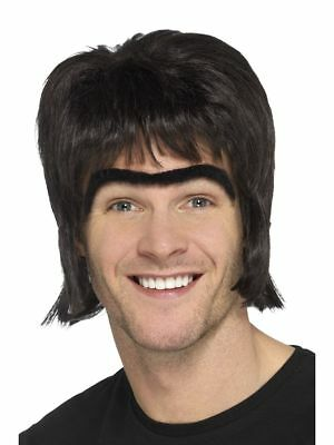Men's 1990's Brit Pop Liam Gallagher Oasis Fancy Dress Instant Kit Stag Fun Do  - Gallagher Kostüm